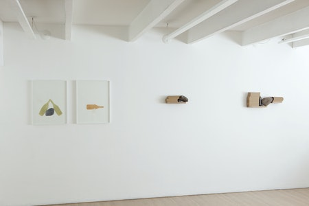 Exhibition view of 'Still Life', 2010