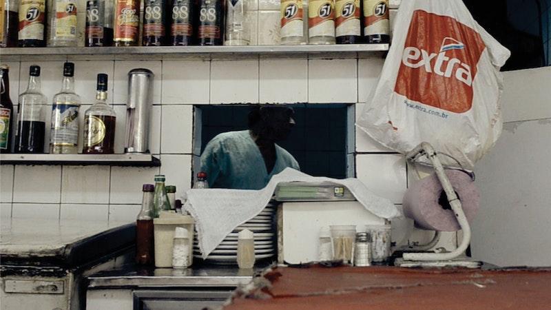 Negligência de Hemispatial  (Still de vídeo HD, cores, mono), 2011-13