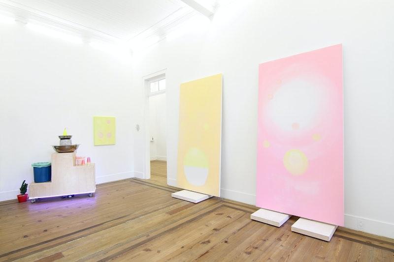 View of the exhibition 'ki delícia', 2016