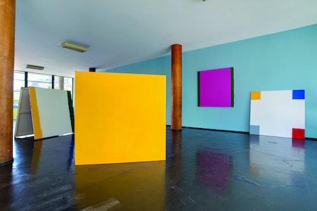 Vista da exposição 'Palácio',2012