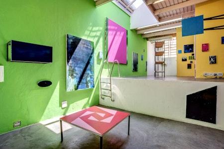 Vista da exposição 'Ornamentos', 2013