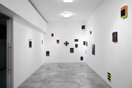 Instalação Sem Título, 2011