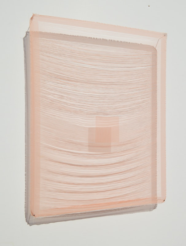 Sem título (série Tecidos), 2016