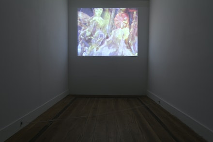 View of the exhibition 'YOU MUST TRUST US!', 2016