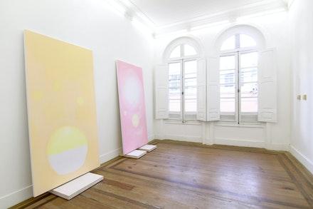Vista da exposição 'ki delícia', 2016