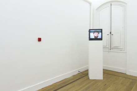 Exhibition view of 'Memory-images', 2016