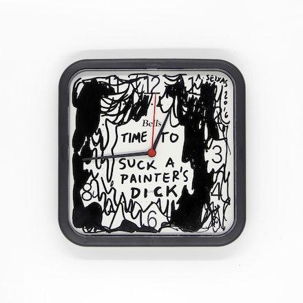 Clock, 2016