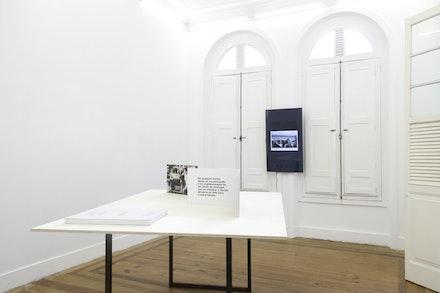 Exhibition view of 'od danas do sjutra', 2016