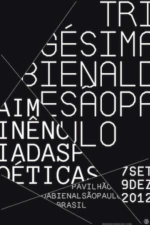 Catálogo da 30ª Bienal da São Paulo