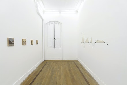 Exhibition view of 'Broken Light', 2017