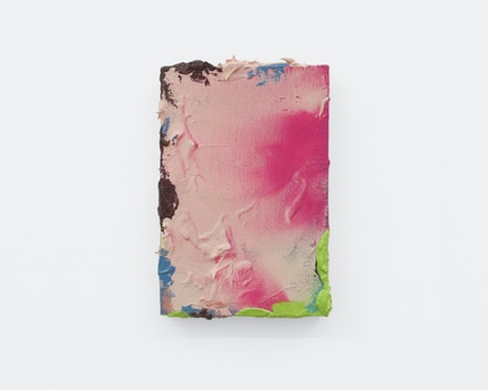 Pintura sem título (Haidée), 2017