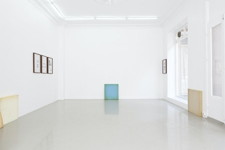 Exhibition view of 'Eureka', 2012