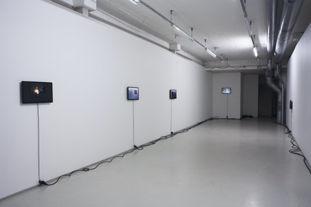 Exhibition view of 'Attachments', 2014