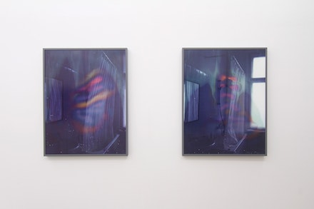 View of the exhibition 'A Lesson Loosely Learned', 2018