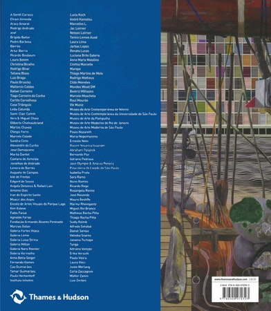 Contemporary Art Brazil Thames and Hudson_verso