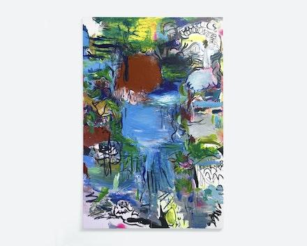 Pintura Sem título, 2018