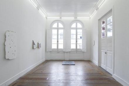 View of the exhibition 'A invenção do dia claro', 2018