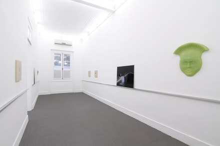 View of the exhibition 'Flow', 2019