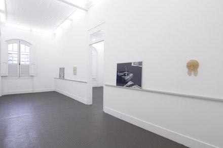 Vista da exposição 'Flow', 2019