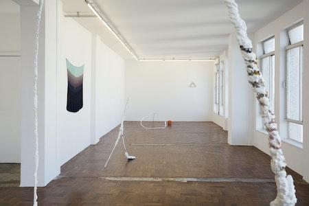 Vista da exposição 'Oral', 2017