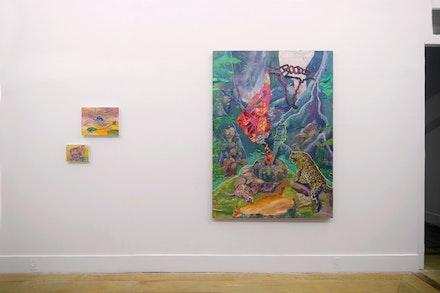 Vista da exposição 'Rasga Mortalha', 2019