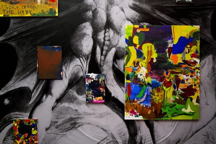 08. Cavalo _ The Importance of the Devil by Alvaro Seixas _ Exhibition View
