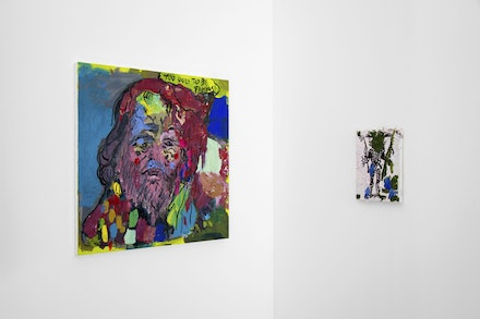 28. Cavalo _ The Importance of the Devil by Alvaro Seixas _ Exhibition View