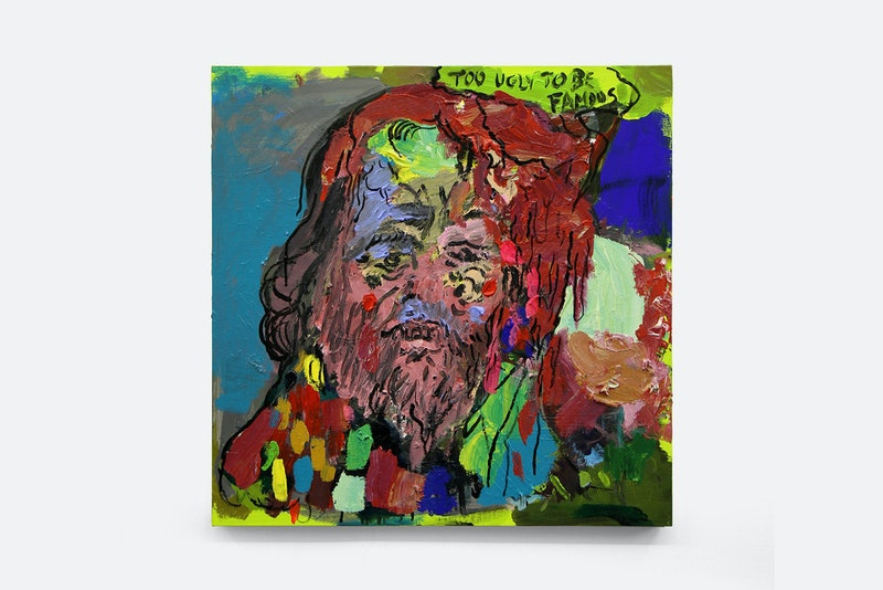 Pintura Sem Título (Too Ugly), 2019