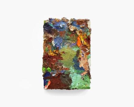 Untitled Painting (Bacanalia), 2019