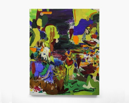 Untitled Painting (Paisagem Romântica), 2019